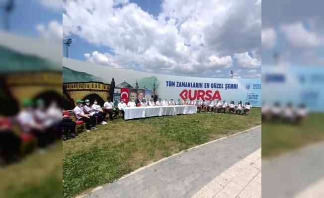 AK Parti Bursa'dan çevre duyarlılığı vurgusu