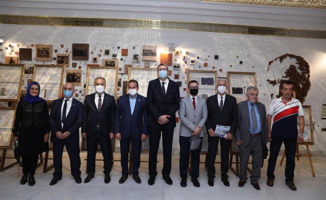 Bursa Bosna arasındaki muhabbet pekişiyor