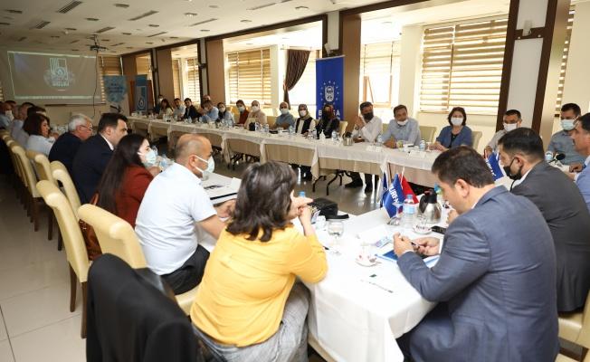 Bursa'da belediyeler arası tecrübe paylaşımı