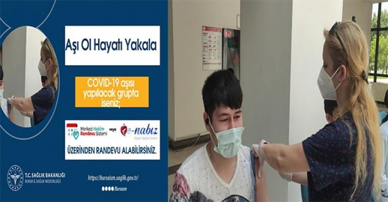 Dr.Fevzi Yavuzyılmaz'dan gençlere aşı çağrısı