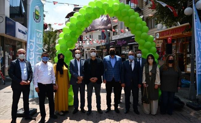 Dünya Çevre Günü Sergisi Uzun Sokakta İzlenime Açıldı