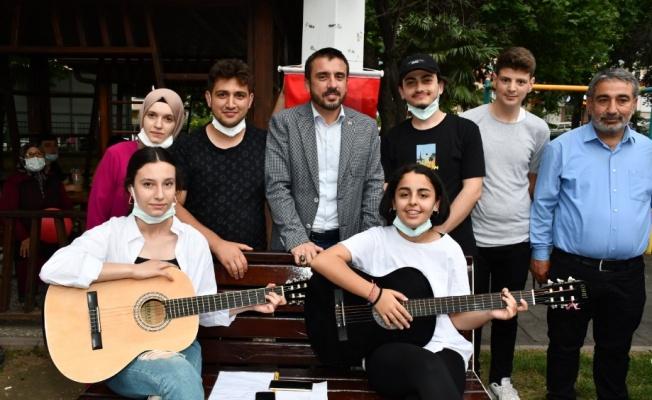 Dünya Müzik Günü Kestel'de coşkuyla kutlandı