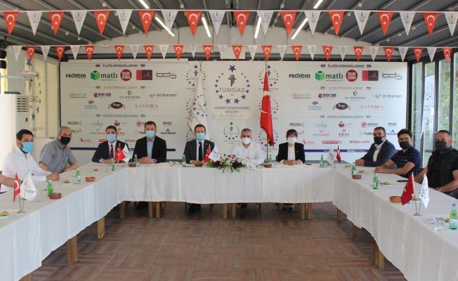 Milletvekili Kılıç'tan TÜMSİAD Bursa Şubesine Ziyaret…
