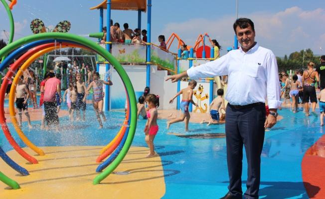 Osmangazi'den Çocuklara 'Serin' Müjde