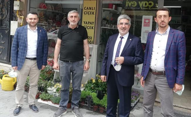Saadet Partili Özacar: Kestel Esnafıyla İttifak Kurduk