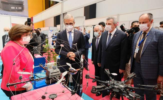 Sanayi ve teknolojinin en inovatif ürünleri Eskişehir Endüstri Fuarı'nda…