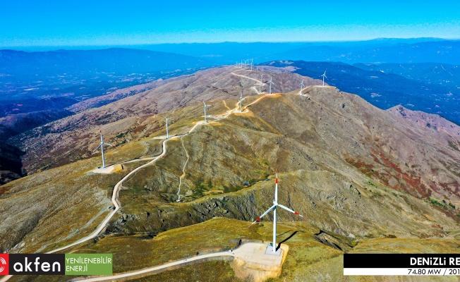 Akfen Yenilenebilir Enerji, Dünyanın ilk 50 Sürdürülebilir Şirketi Arasında