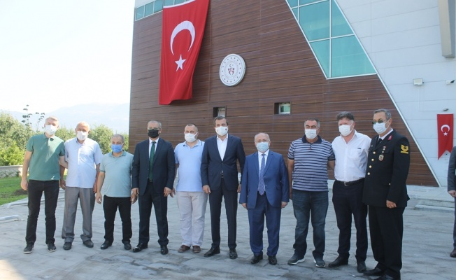 Başkan Mustafa Işık'tan '15 Temmuz' mesajı