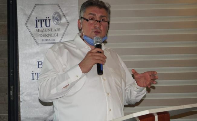 Bursa İTÜDER'DE Tuğcu,  Yeniden Başkan Seçildi