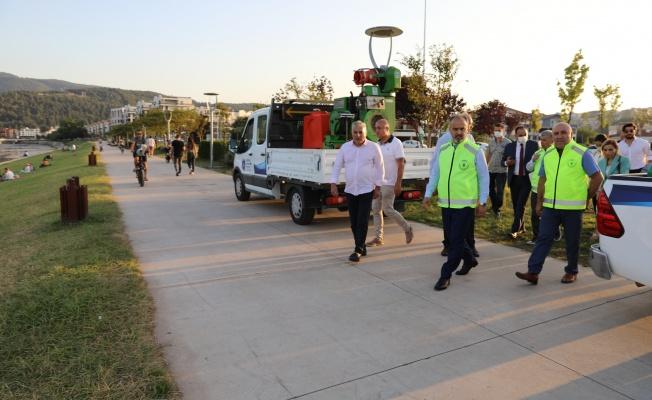 Bursa'dan Türkiye'ye örnek mücadele