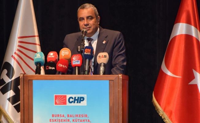 CHP 81 il başkanından iktidara ortak eleştiri