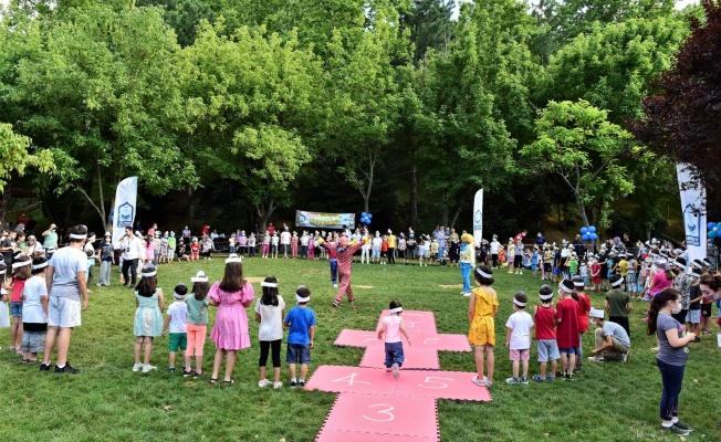 Geleneksel Sokak Oyunları Yıldırım'da Yaşatılıyor