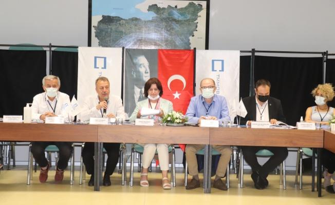 Mimarlar Bursa'da toplandı…