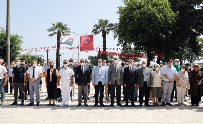 Mudanya Kabotaj Bayramı'nı kutladı