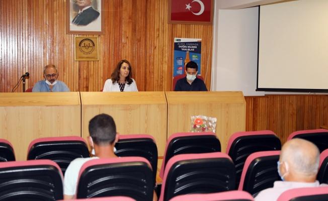 Mudanya'da Kurban Kesim Elemanı Eğitimi Verildi