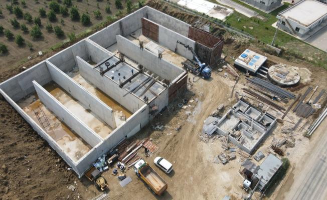 TOSAB arıtma tesisi  ihalesi gerçekleştirildi