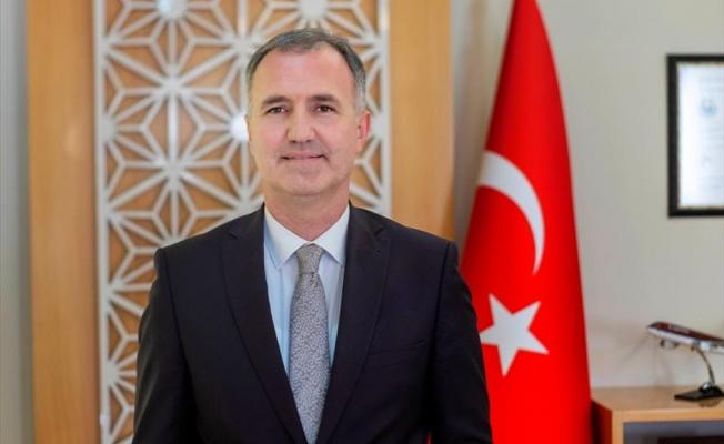 Başkan Alper Taban'dan '30 Ağustos' mesajı