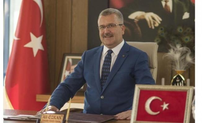Başkan Özkan'dan 30 Ağustos mesajı