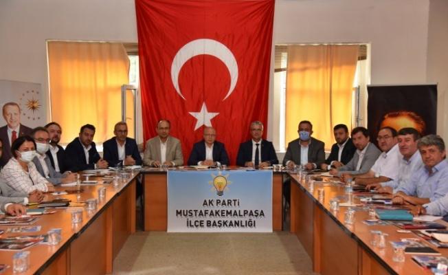 Bursa'nın geleceği masaya yatırılıyor
