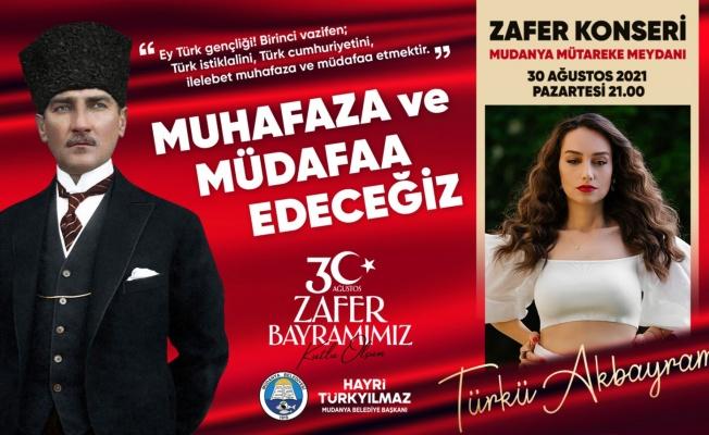 Büyük Zafer Mudanya'da Coşkuyla Kutlanacak
