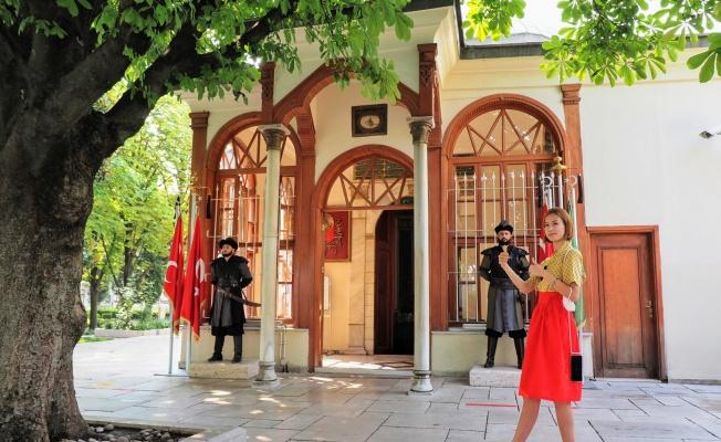 Koreli fenomenler Bursa'yı tanıtıyor