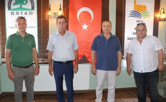 KSİAD, Ali Güler'le yola devam ediyor