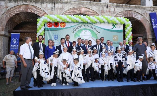 Kuzey Makedonya'da sünnet şöleni