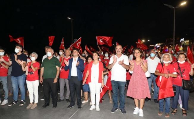 Mudanya'da Büyük Kutlama
