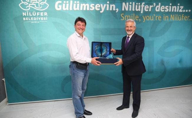 Nilüfer'e Rusya'dan kültürel iş birliği talebi