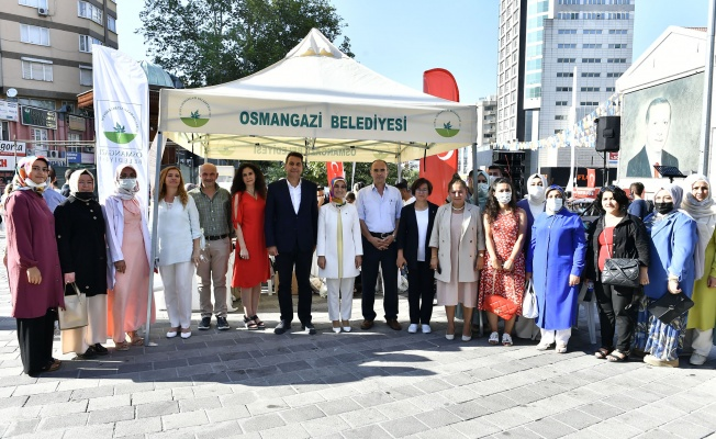 OSMEK Festivali Göz Doldurdu