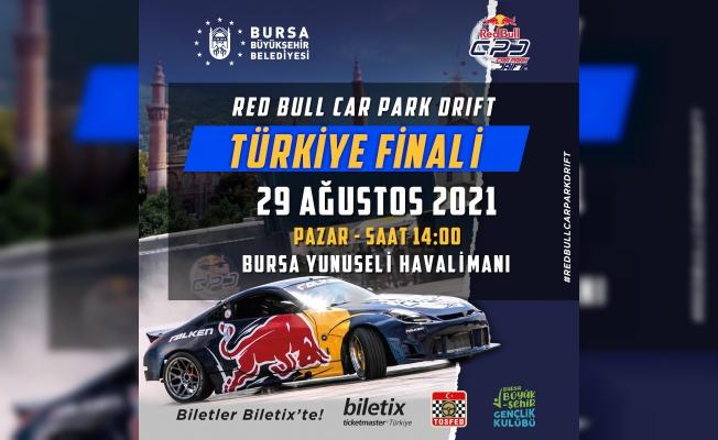 RedBull Car Park Drift 2021