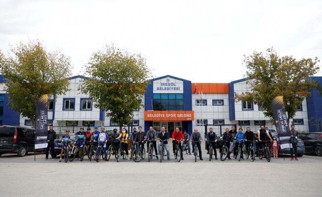 Avrupa Spor Haftası Bisiklet Turuyla Kutlandı