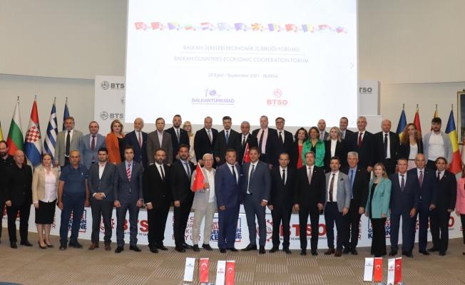 Balkan Ülkelerine Yakın Markaj