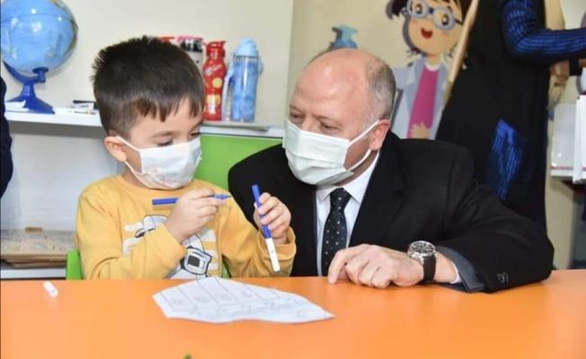 Başkan Gürkan'dan Yeni Eğitim Öğretim Yılı Mesajı