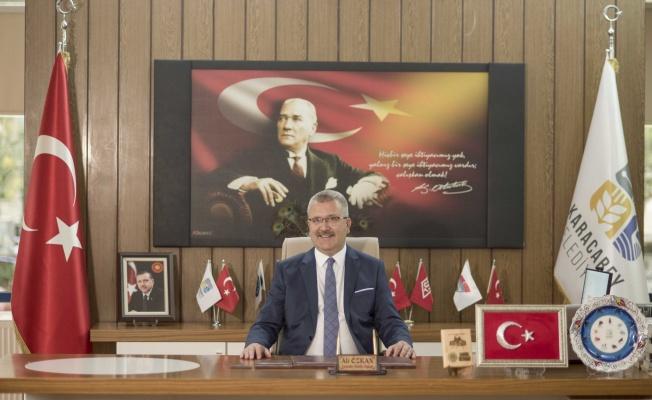Başkan Özkan'dan kurtuluş günü mesajı