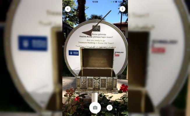 BursaAR mobil uygulaması yayında