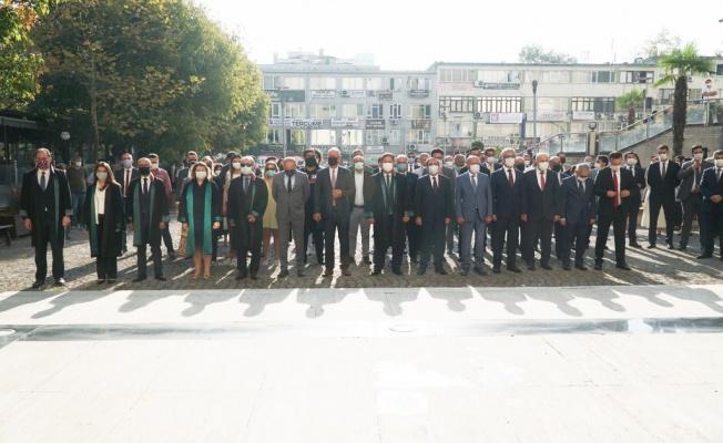 Bursa'da Adli Yıla Sessiz Tören!