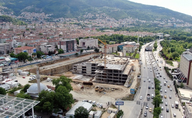 Bursa'nın Prestij Projeleri Osmangazi'den
