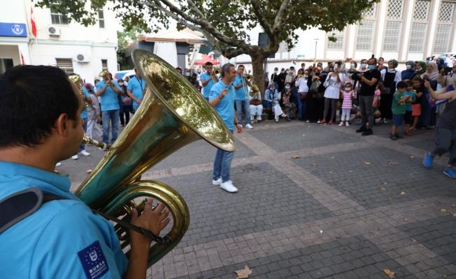Büyükşehir Bursalıları müzikle buluşturuyor