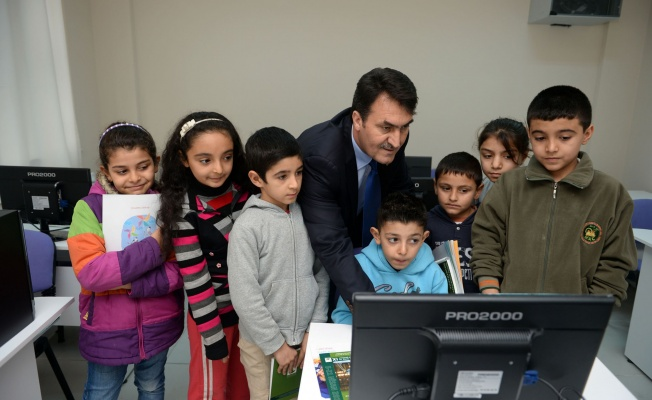 Çocuklar Tasarlıyor 'Osmangazi' Yapıyor