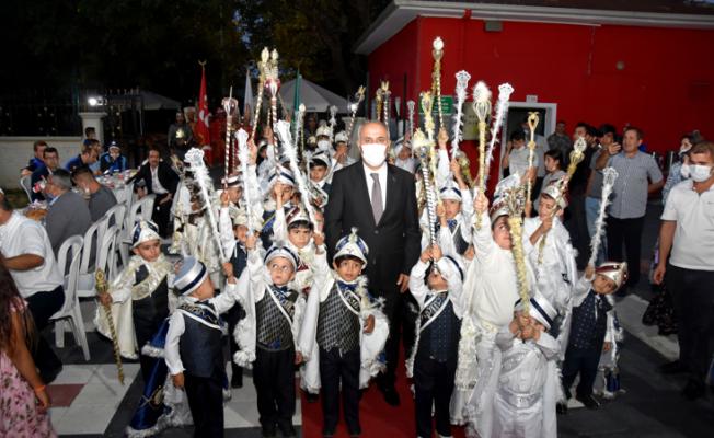 Festival Yerine Sünnet Şöleni