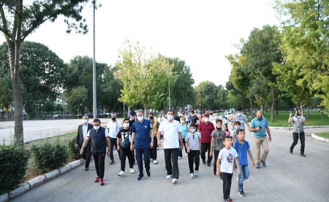 İnegöl'de Avrupa Hareketlilik Haftası Başlıyor