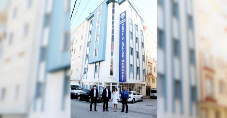 Mudanya Belediyesi'nden üniversite öğrencilerine konuk evi