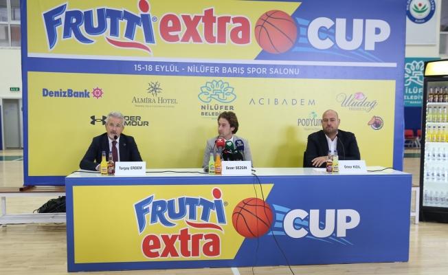 Nilüfer'de basketbol heyecanı yaşanacak