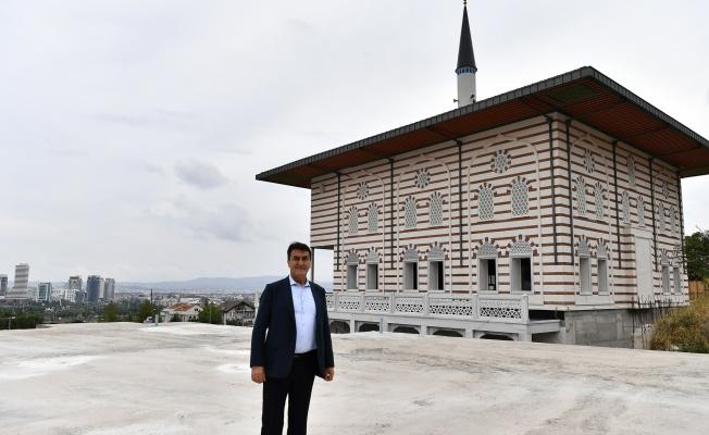 Osmangazi Camii'ne Yakışan Hizmet