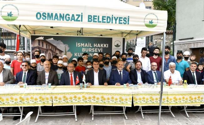 Osmangazi, Şehrin Manevi Değerlerine Sahip Çıkıyor