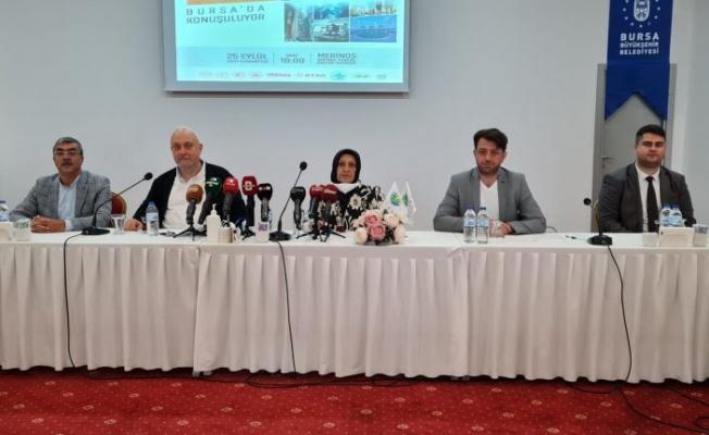 Sağlık turizminin rotası Bursa'da çiziliyor