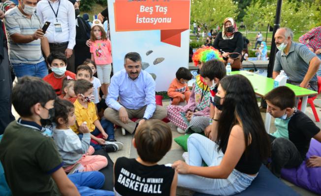 'Sonbahar Çocuk Şenliği'ne Katılımcılardan Tam Not