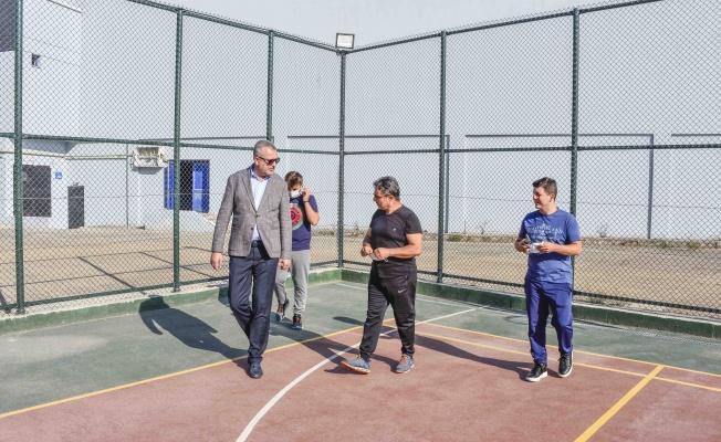 """""""Spor Adası"""" Karacabey'de sporun merkezi olacak"""