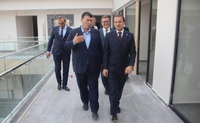 Vekil Kılıç'tan Mudanya Üniversitesi'ne Ziyaret
